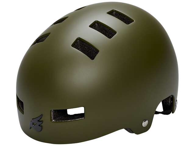 bluegrass Super Bold Dirt-Helmet army green